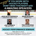 Hockey Performance Seminar